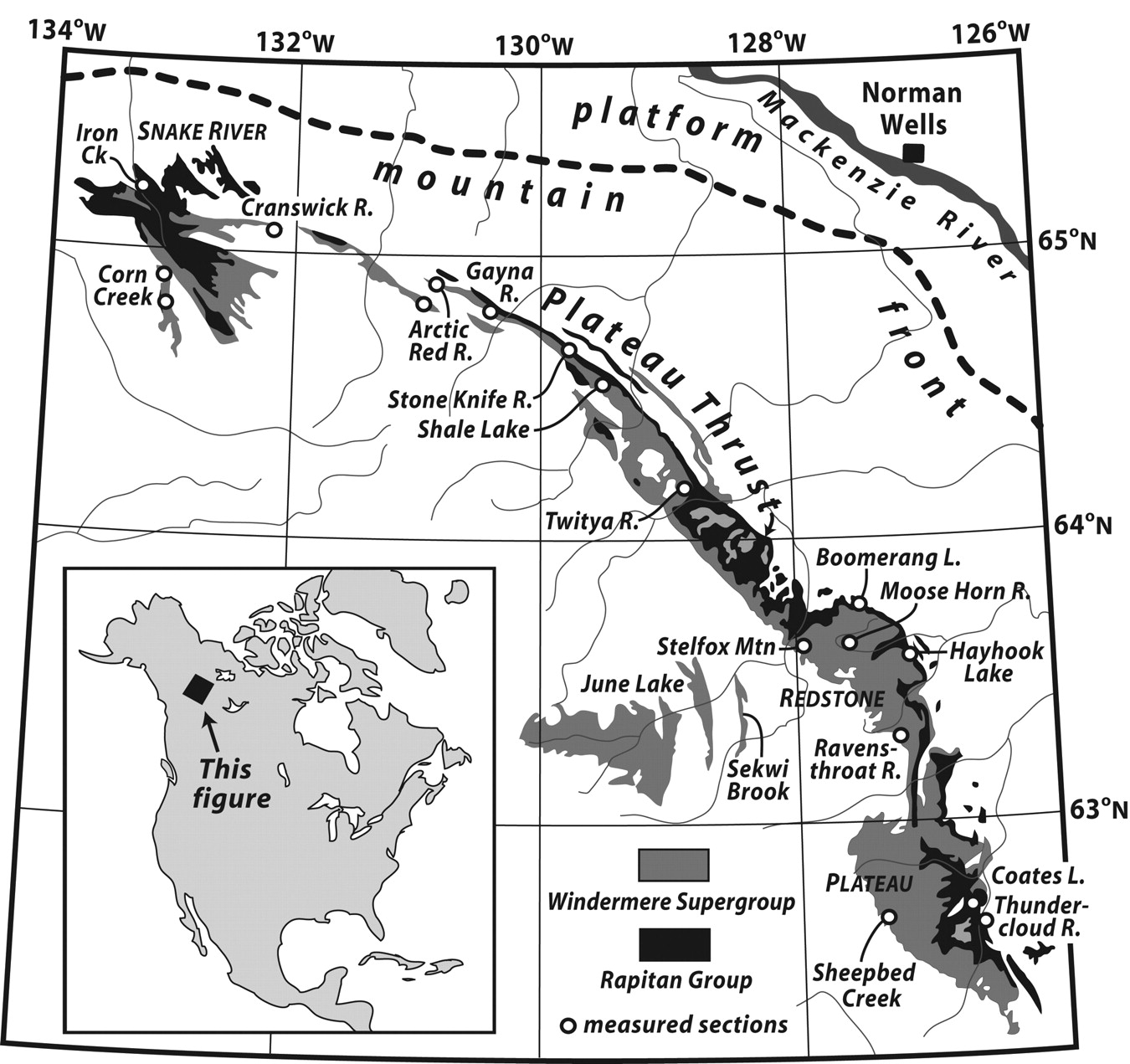 Chapter 36 Neoproterozoic glacial record in the Mackenzie Mountains ...
