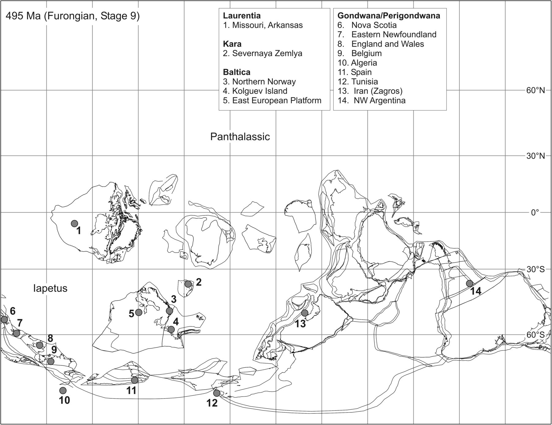 chapter 23 biogeography of early to mid palaeozoic cambrian 1982 Chevy Nova download figure