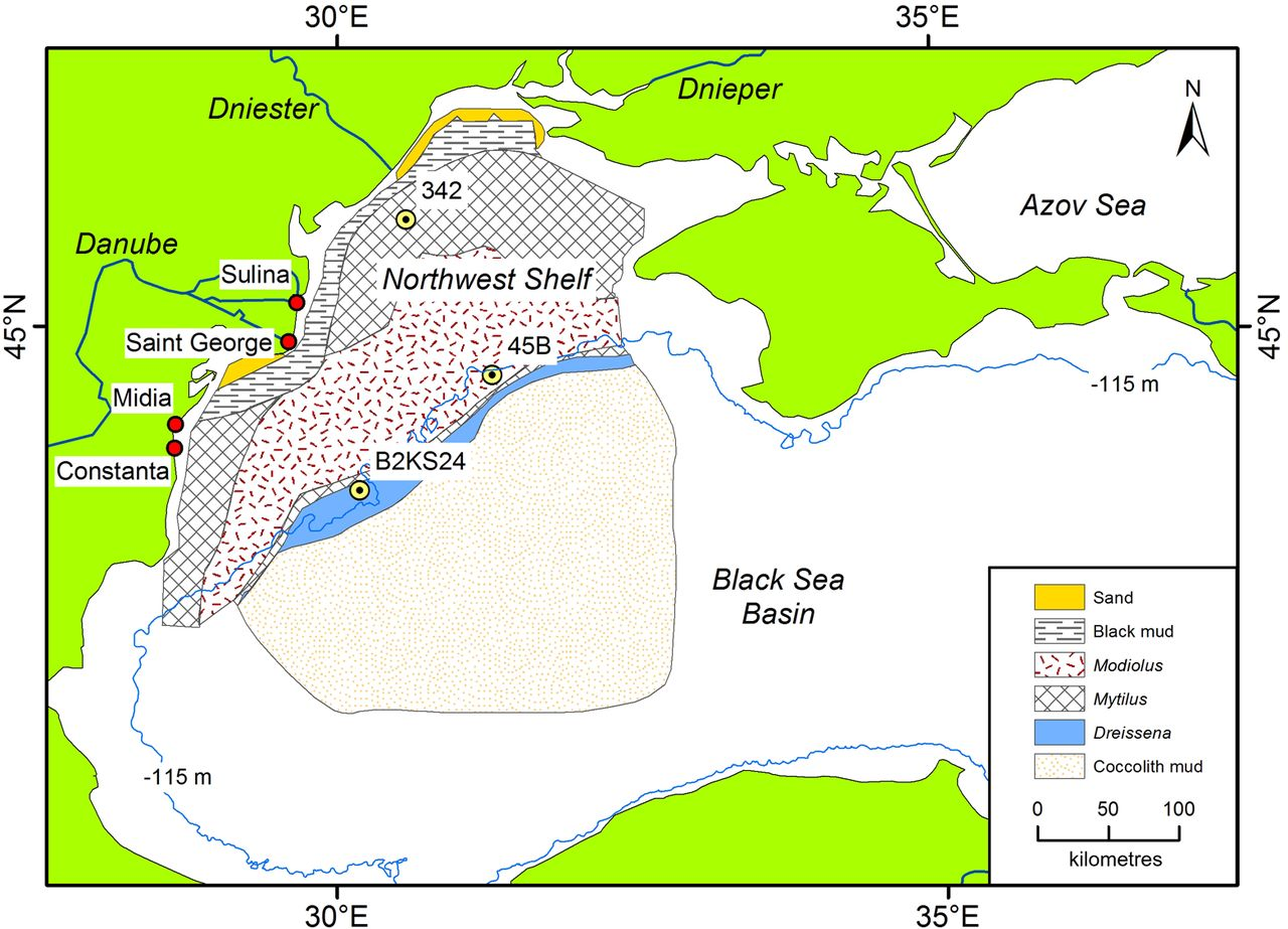 Chapter 14 late quaternary sea level change on the black sea shelves download figure gumiabroncs Image collections